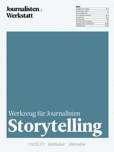 Werkstatt Storytelling 2013
